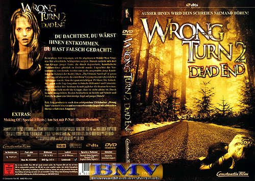 Wrong Turn Uncut
